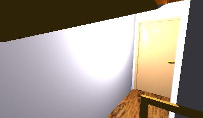 couloir du haut